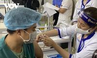 新型コロナワクチン接種の強化