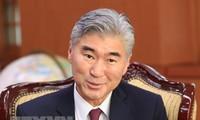 アメリカの朝鮮問題担当特使 日米韓の高官の会合開催へ調整