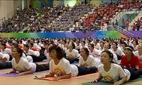 International Yoga Day spreads Vietnamese values
