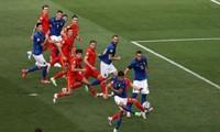 イタリアが首位通過 ウェールズも16強―サッカー欧州選手権