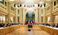 ホワイトハウス報道官 イランとの核合意立て直し 交渉継続姿勢