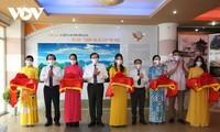 映画の中の120点の写真展 ベトナム観光をPR
