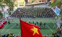 入学式を祝う歌と学校への愛にちなんだ歌