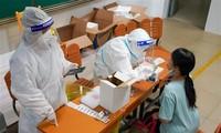 新型コロナウイルス、現在の感染者・死者数(26日午後7時時点)