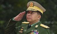 ミャンマー国軍、ASEAN特使受け入れを表明