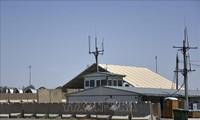 アフガン南部の空港にロケット弾