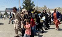 人道的危機に直面するアフガニスタン