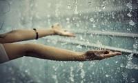 雨にちなんだバラードソング