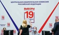 ロシア下院選、極東で投票開始 コロナ対策で3日間実施