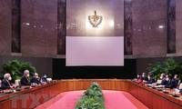 ベトナム・キューバの団結関係・全面的協力の強化