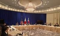 朝鮮の非核化へ、「一層の連携」確認 NYで日米韓外相会談