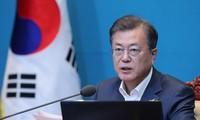 韓国大統領が施政方針演説
