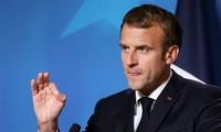 習氏が仏大統領と電話会談
