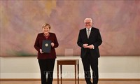 メルケル首相、任期終了 新政権成立まで代行で留任―ドイツ