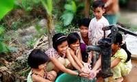 Melakukan investasi  untuk menyalurkan air bersih ke pedesaan.