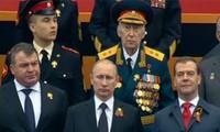 Federasi Rusia  memperingati Kemenangan atas Fasisme Jerman.