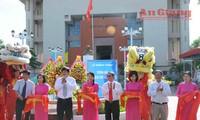 Serentetan aktivitas  memperingati ultah ke-124 Hari Lahirnya almarhum Presiden  Ton Duc Thang.