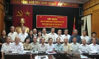 Vietnam menyambut  hari Kaum Lansia Internasional  (1 Oktober)