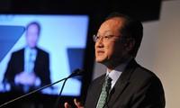 Konferensi IMF dan WB mengajukan pesan untuk berseru menghapuskan kalaparan dan kemiskinan