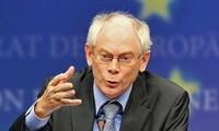Uni Eropa  mendukung prioritas-prioritas Rusia dalam masa bakti Keketuaan G-20.