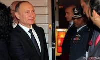 Rusia dan India memperkuat  hubungan kerjasama  di banyak bidang.