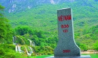 Persidangan  ke-3 Komite Gabungan perbatasan di daratan Vietnam-Tiongkok diadakan di Tiongkok