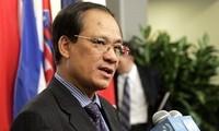 ASEAN dan AS mendorong kuat  kerjasama  ekonomi.