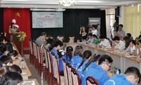 Pemuda Vietnam dengan aktif menyambut konservasi margasatwa