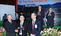 Provinsi Xieng Khoang (Laos)  memperkuat  kerjasama dengan provinsi Thanh Hoa (Vietnam)