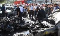 Kekerasan  yang  terus terjadi  di Suriah  menewaskan  warga sipil.