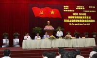 Konferensi untuk membahas solusi mengatasi kesulitan bagi perikanan di daerah dataran rendah sungai Mekong.