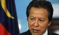 Malaysia  berharap akan ada  solusi  yang sebaik-baiknya  bagi masalah Laut Timur