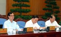 Pemerintah Vientam mengadakan sidang periodik  Pemerintah untuk bulan Agustus
