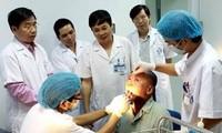 Konferensi  internasional   tentang pencegahan dan penanggulangan kanker-Hue -2013.