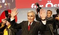 Persekutuan yang berkuasa  mencapai kemenangan  dalam pemilu di Austria
