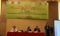 Meningkatkan kamampuan berunding tentang perubahan iklim bagi Vietnam dan ASEAN