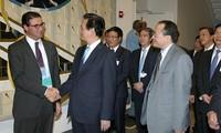 Prestise Vietnam merupakan faktor  besar dalam perpolitikan dunia