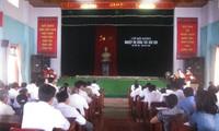 Aktivitas memperingati ultah ke-83 Hari Tradisi Pekrejaan Penggerakan Massa Rakyat.