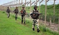 Ketegangan  terjadi lagi  di daerah perbatasan India-Pakistan.