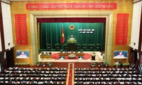 Persidangan ke-6 MN Vietnam terus berbahas tentang  opsi pengedaran obligasi Pemerintah tahapan 2014-2016.