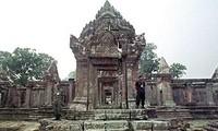 Kamboja  dan Thailand berkomitmen  akan mempertahankan   perdamaian di sepanjan garis perbatasan