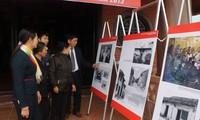 Foto-foto  Presiden Ho Chi Minh   tentang aktivitas-aktivitas  revolusioner di provinsi Guangshi, Tiongkok
