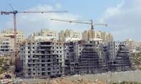 Israel  terus  membangun rumah pemukiman  penduduk di Tepian Barat