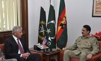 Pakistan dan AS sepakat memperkuat hubungan bilateral.