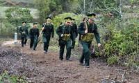 Obligasi Pemerintah  memprioritaskan investasi  pada proyek  garis patroli perbatasan