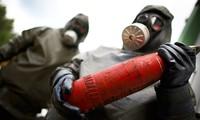 Rusia: Batas waktu  untuk menghapuskan semua senjata  kimia Suriah tetap  implementatif.