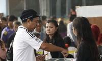 Thailand memutuskan akan menyelenggarakan ulang pemilu di banyak tempat pemungutan suara.