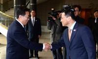 Republik Korea dan RDR Korea mencapai permufakatan pada putaran ke-2 perundingan tingkat tinggi
