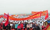 Vietnam memperkuat penjaminan keselamatan  dan kebersihan kerja.