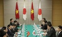 Mendorong  kerjasama strategis dan komprehensif  Vietnam-Jepang